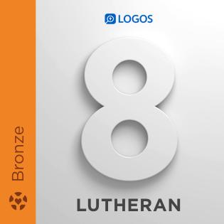 Logos 8 Lutheran Bronze