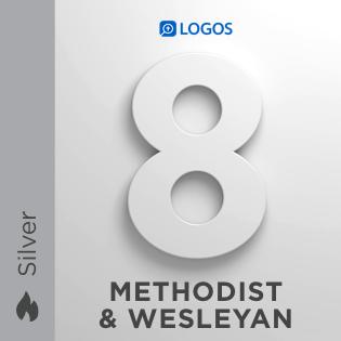 Methodist & Wesleyan Silver