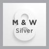 Logos 8 Methodist & Wesleyan Silver