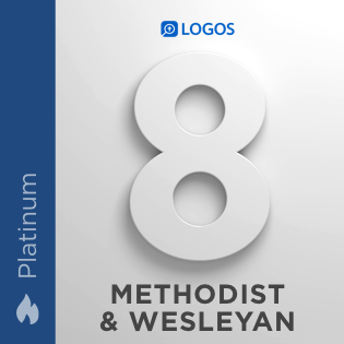 Logos 8 Methodist & Wesleyan Platinum