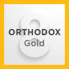 Logos 8 Orthodox Gold
