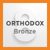 Logos 8 Orthodox Bronze