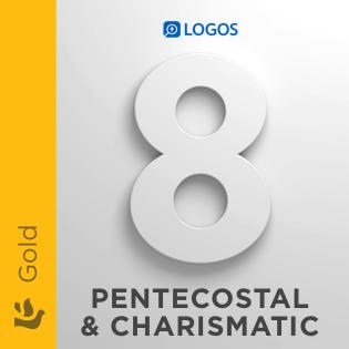 Logos 8 Pentecostal & Charismatic Gold