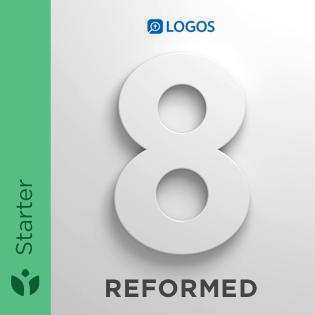 Logos 8 Reformed Starter
