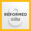 Logos 8 Reformed Gold