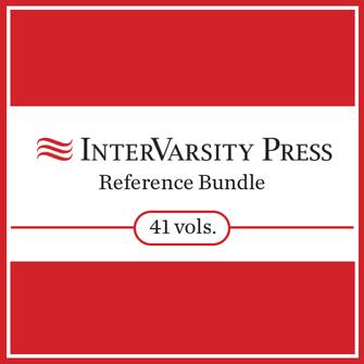 IVP Reference Bundle (41 vols.)