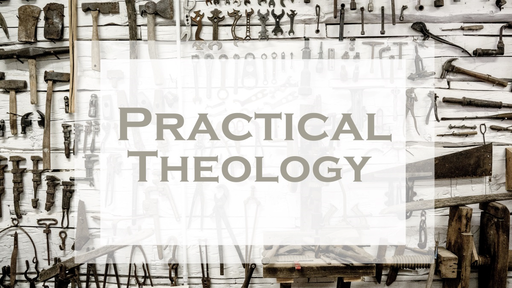 Healthy Boundaries | Practical Theology | October 7, 2018