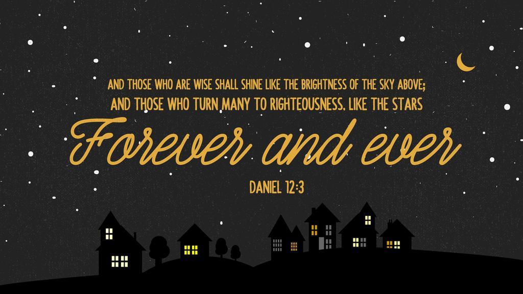 Daniel 12:3 large preview