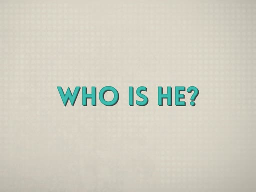 Sunday, October 7,  Who is He