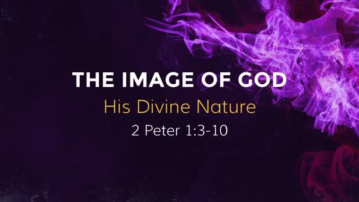 The Divine Nature of God