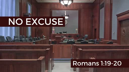 Image result for Romans 1:19-20