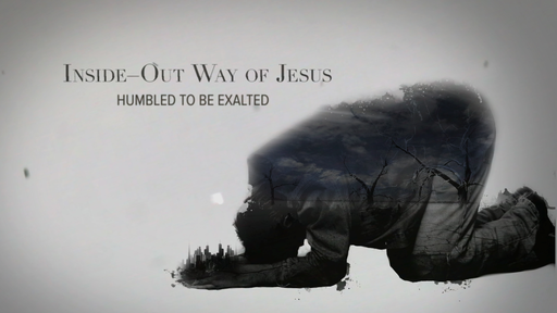 Emptied to be Filled - The Inside-Out Way of Jesus series