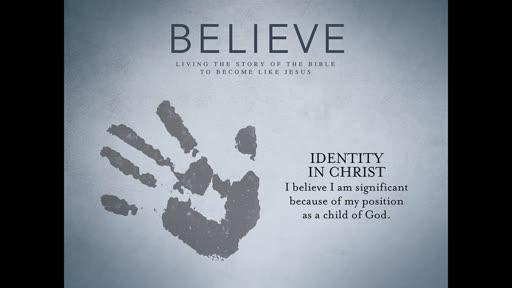 10/7/2018 - Identity in Christ