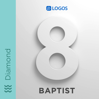 Logos 8 Baptist Diamond