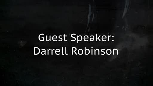 Darrell Robinson / October 7, 2018