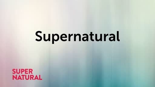 Supernatural Session 1
