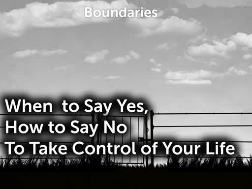 Boundary Myths 10/7/18 PM (dwc)