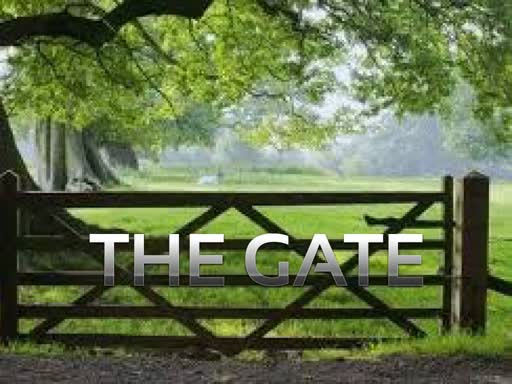 Enter The Gate