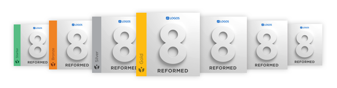 Logos Reformed Base Packages