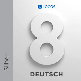 Logos 8 Silber (Deutsch)