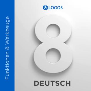 Logos 8 Funktionen & Werkzeuge (Deutsch)