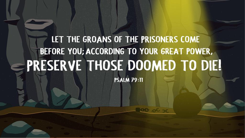 Psalm 79:11 large preview
