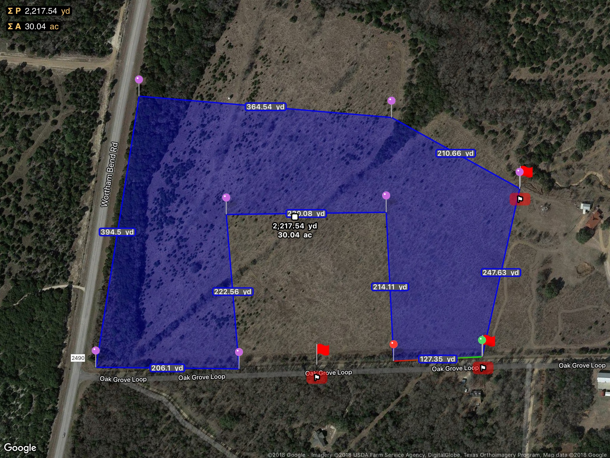 Land for Purchase
