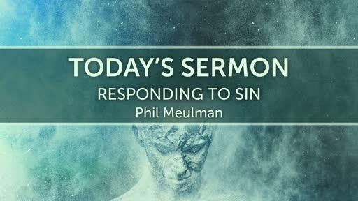 Responding to Sin