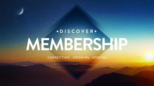 Discover Membership