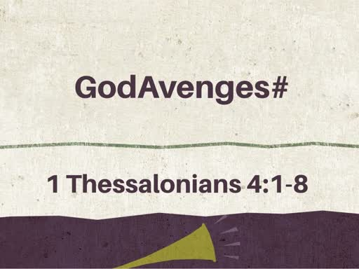 GodAvenges#