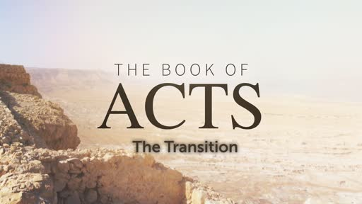 The Transition (12 disciples of John)