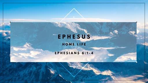 Ephesus: Home Life