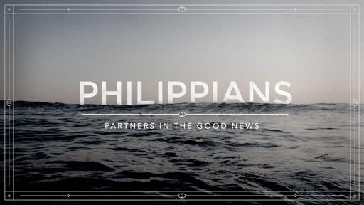 2018-10-14 - Philippians - Jon Enns - Unity and Humility