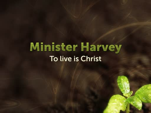 For me to Live is Christ