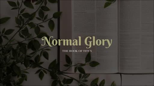 Normal Glory