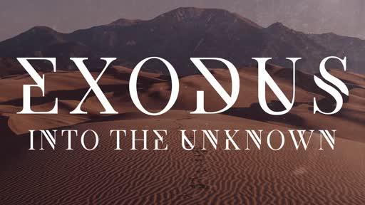 Exodus 15 (October 14, 2018)