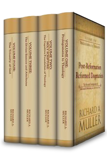 Post-Reformation Reformed Dogmatics (4 vols.)