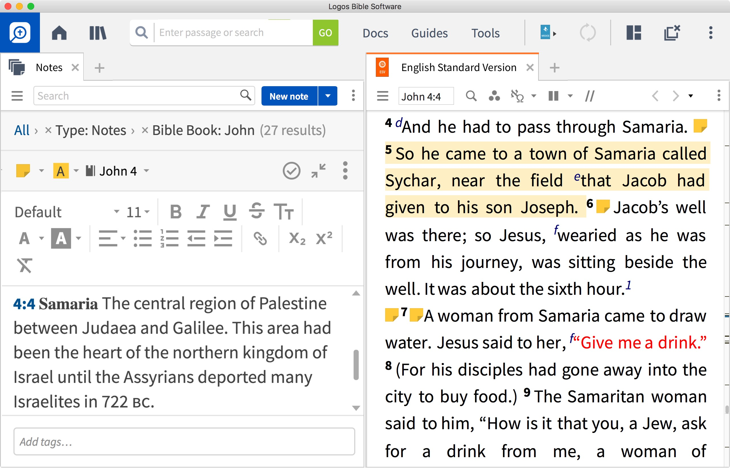 Introducing Logos 8 Logos Bible Software Logos Bible Software