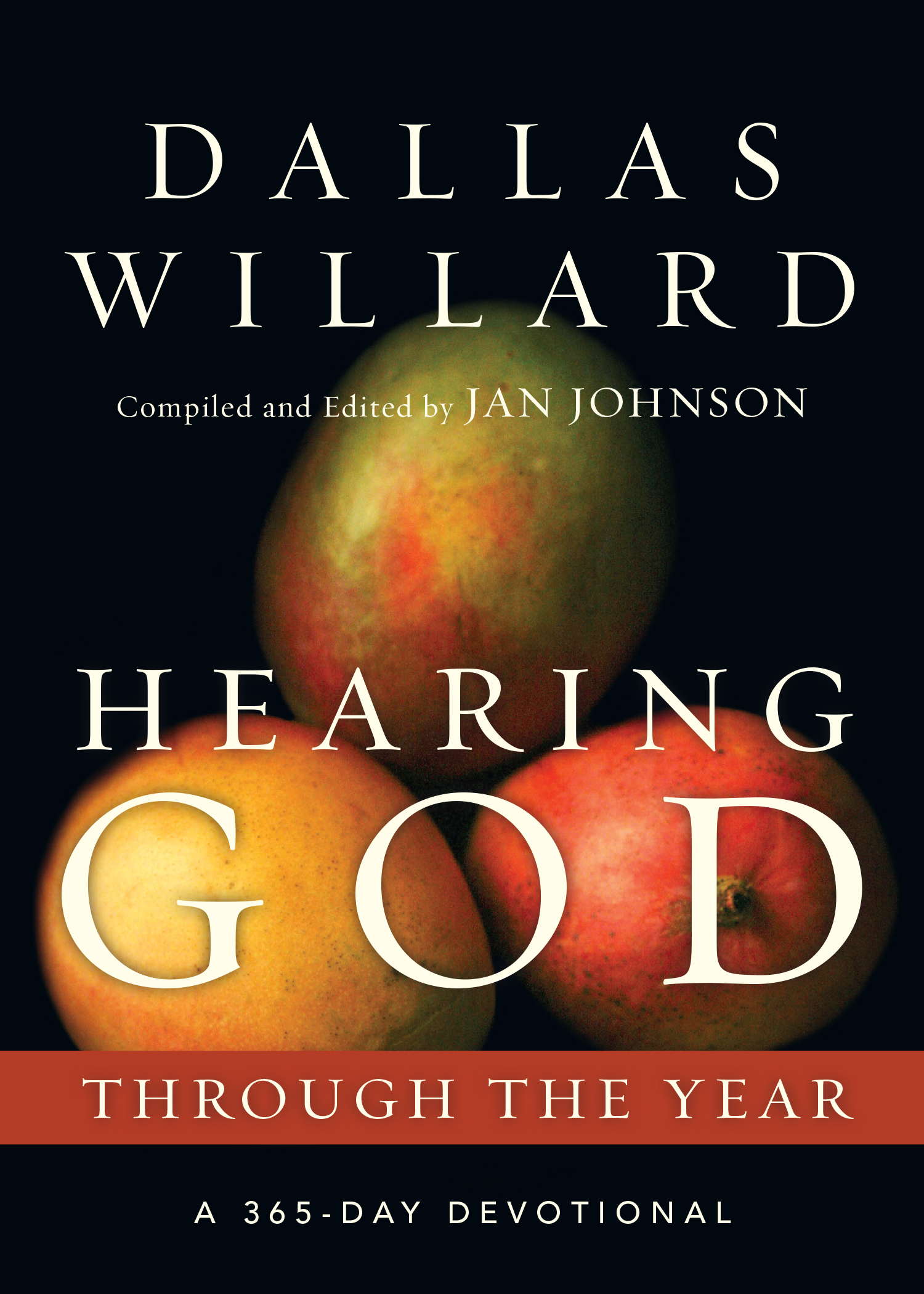 Hear God Through the Year Cover