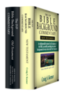 IVP Bible Background Commentary: Old Testament and New Testament (2 vols.)