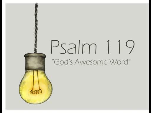 Psalm 119 (2)