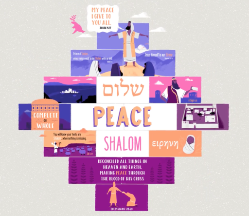 Peace Word Study