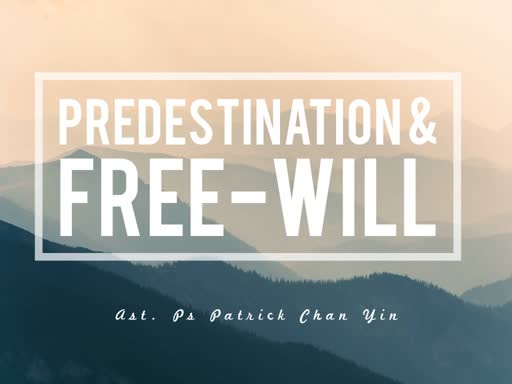 Free Will vs Predestination