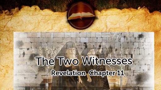Revelatio 11 -- The Two Witnesses