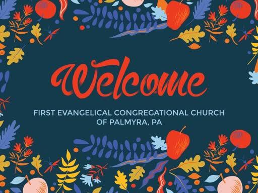 Sunday Worship October 21, 2018