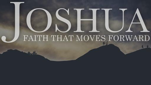 Before Faith Moves Forward