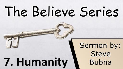 7. Humanity