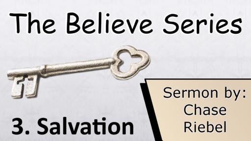 3. Salvation
