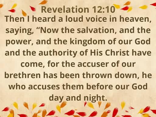 October 21, 2018 Worship Service