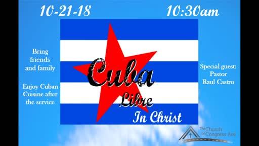 Sunday Havana Cuba Libre